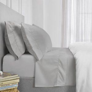 JUEGO SABANAS VENECIA LISO en Olbe Textil