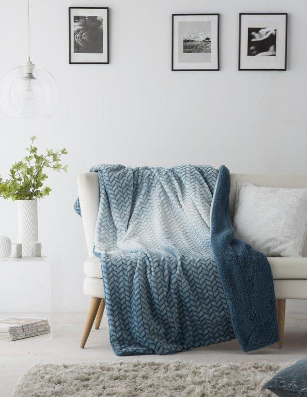 PLAID ASTON en Olbe Textil