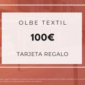 Tarjeta regalo Olbe 100€