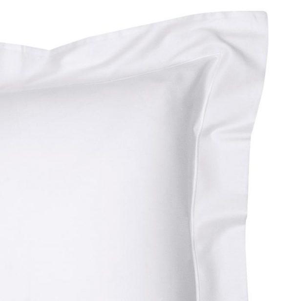 Funda cojin Uxia percal algodon 200 hilos en Olbe Textil