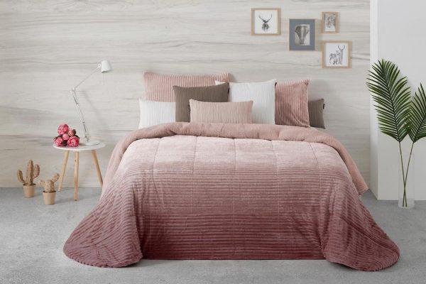 Edredon New lines dib. 60 en Olbe Textil